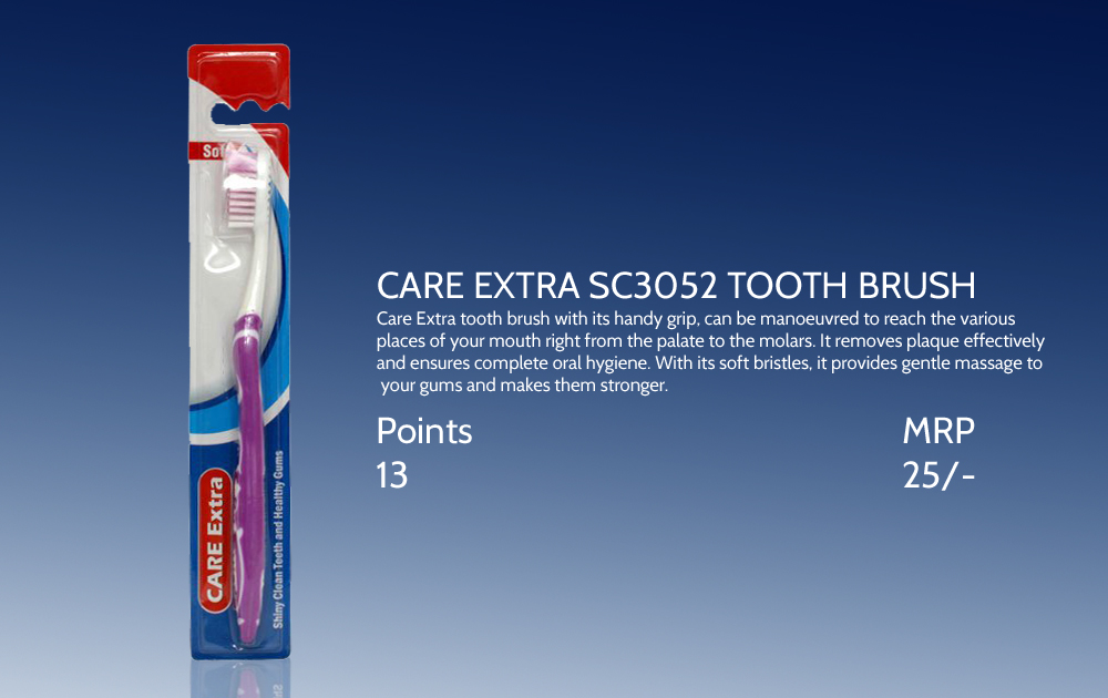 Care Extra Sc3052 Tooth Brush