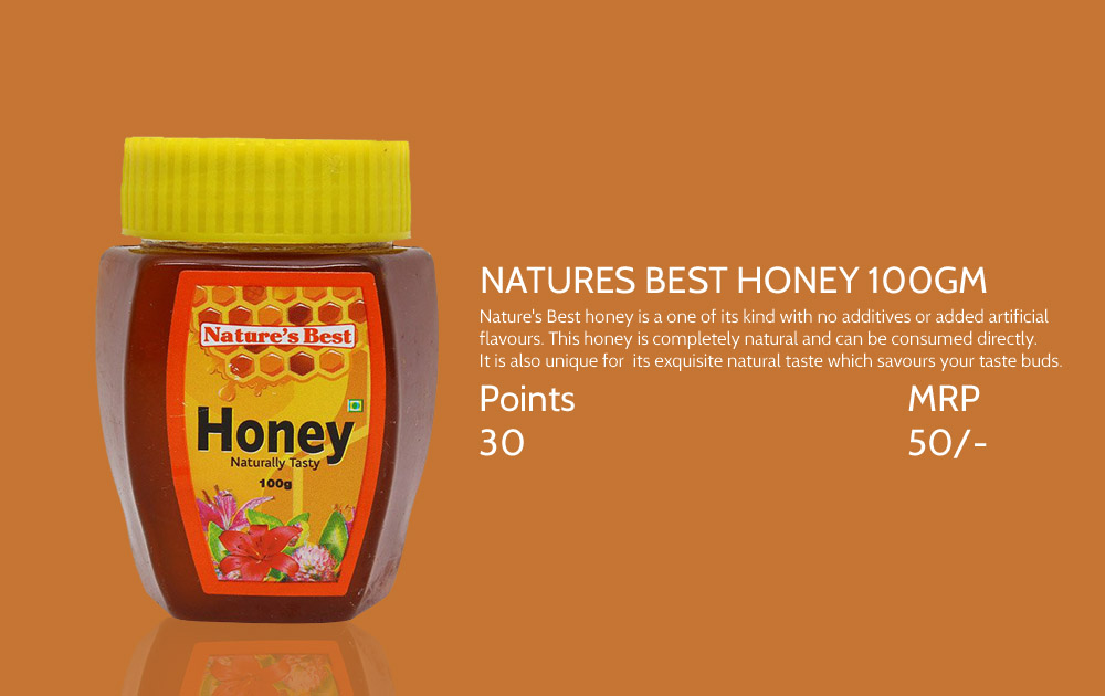 Natures Best Honey 1kg