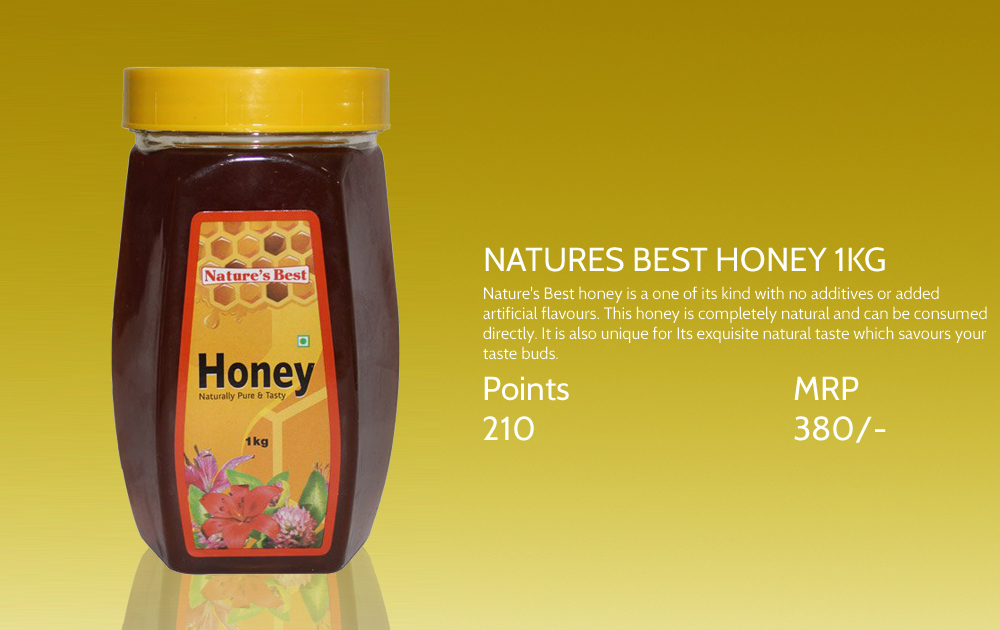 Natures Best Honey 100gm