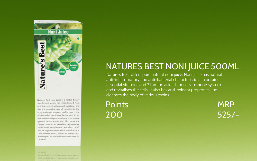 Natures Best Noni Juice 500ml