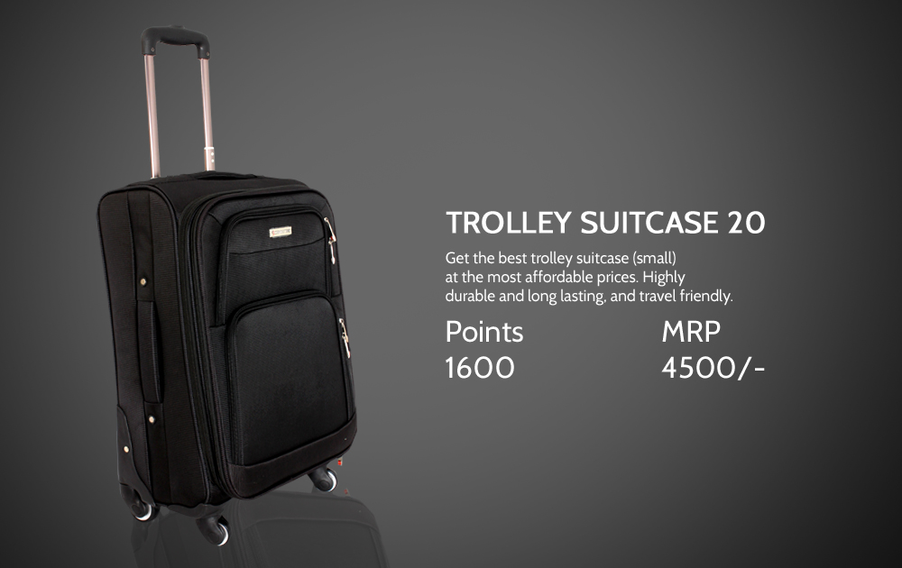Trolley Suitcase 20