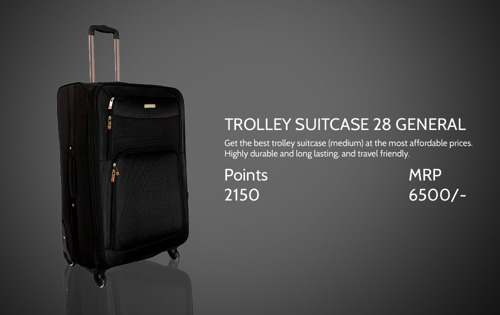Trolley Suitcase 28 General